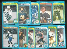 1979 80 opc o pee chee nhl hockey
