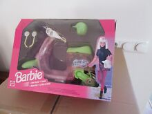 Barbie scooter 67311