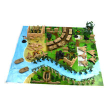 Soldier military playset base map