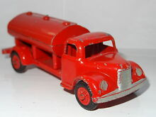 Early benbros fuel tanker