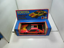 Old toyota metal plastic fire bird