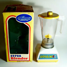 Li l homemaker toy super blender