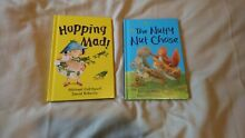 Hopping mad and the nutty nut chase