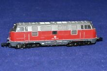 N scale diesel locomotive db 220