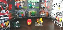 Lot de 8 labbit 2 5 marvel x dc