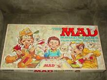Parker brothers 1979 the mad