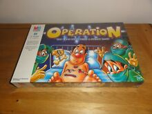 1999 mb games operation board game
