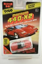 440 x2 slot cars 1 ea 9249 red
