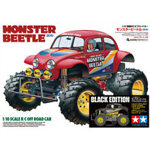 Monster beetle black t47419