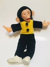 Monkey chimp mr bim zippy 15 doll