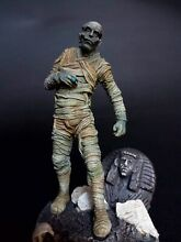 Used the mummy monsters figure