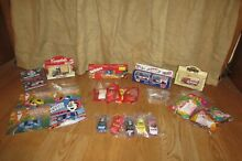 Toy car collection kellogg s lance