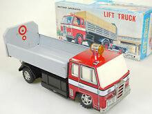 Junior j toy 2071 lift camion