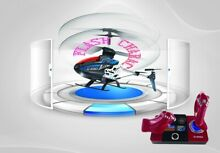 Helicopter and consolle flashwords