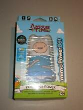 Mimo power bot adventure time finn