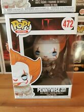 Funko pop 472 pennywise boat