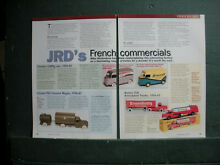 France commercial toy model article