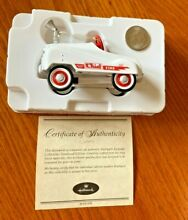 Hallmark mini kiddie car collection