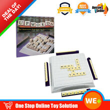 Upwords board game 3d word game