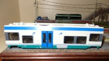 Case replacement railway carriage