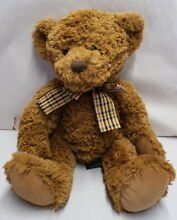 Dixon teddy bear 40cm tall plush