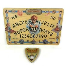 Swami mystery talking board ouija