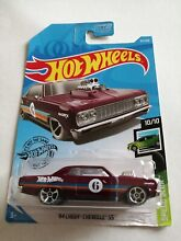 64 chevy chevelle ss long card us