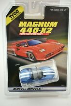 440 x2 slot cars 1 ea 33896 blue