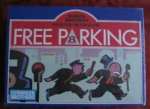 Free parking by parker brothers