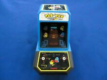 1981 midway pac man tabletop arcade