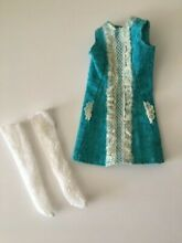 Barbie iced blue dress 1274