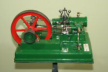 Stationary large steam engine 1955