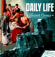 Ancient greece daily life in