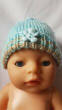 Hand knitted dolls clothes dolls