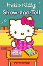 Hello kitty show and tell par n
