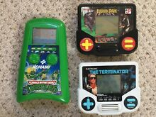 3x tiger lcd electronic game