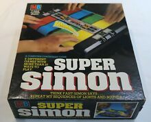 Super simon 1979 by mb games