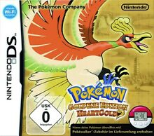 Nintendo ds pokemon goldene edt