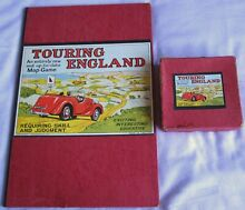 Touring england small box and board
