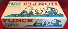 1963 flinch famous card game 100