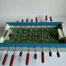 Wooden toy table soccer football
