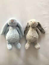 Bunny x2 grey and blue