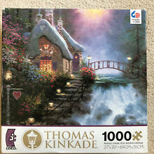Sweetheart cottage ii by 1000 piece