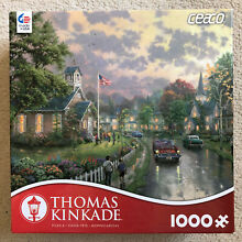 Morning pledge by 1000 piece ceaco