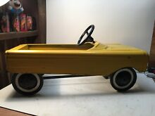 Amf pacer yellow good condition