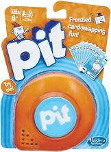 Pit frenzied card swapping game by