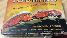 The famous automobile card game