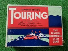Parker brothers touring card game