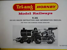 Catalogo tri ang hornby model