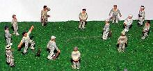 Cricket game people a76 unpainted n